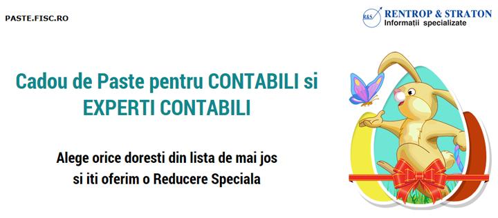 Cadou de Paste pentru Contabili si Experti Contabili Alege orice doresti din lista de mai jos si iti oferim o Reducere Speciala