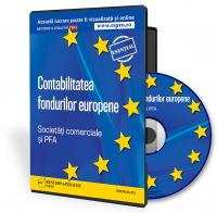 Contabilitatea fonduriloe euopene - pentru societati comerciale si PFA