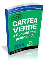 Cartea Verde a Contabilitatii pentru PFA 2015