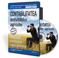 Contabilitatea activitatilor agricole, conforma cu O.M.F.P. nr. 1.802/2014