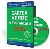 Cartea Verde a Fiscalitatii 2016: rezolva problemele fiscal-contabile
