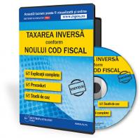 Taxarea inversa in 2016 conform Noului Cod fiscal