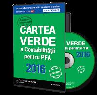 Cartea Verde a Contabilitatii pentru PFA