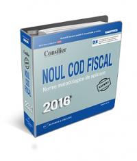 Noul Cod fiscal 2016