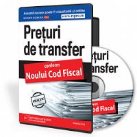 Preturi de transfer conform Noului Cod fiscal