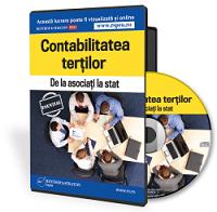 CD-ul Contabilitatea Tertilor. De la asociati la stat