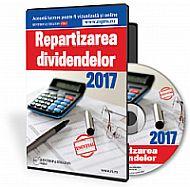 Repartizarea dividendelor in 2017