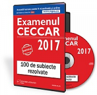 Examenul CECCAR 2017 - 100 de Subiecte rezolvate