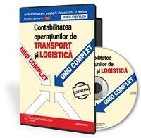 Contabilitatea operatiunilor de transport si logistica