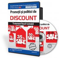 Promotii si politici de discount