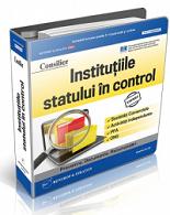 Consilier Institutiile Statului in Control