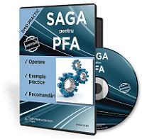 Ghid practic - SAGA pentru PFA. Operare, exemple practice, recomandari
