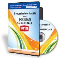 Proceduri Contabile pentru Societati Comerciale