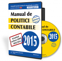 Manual de Politici Contabile 2015 editabil