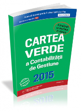 Cartea Verde a Contabilitatii de Gestiune 2015